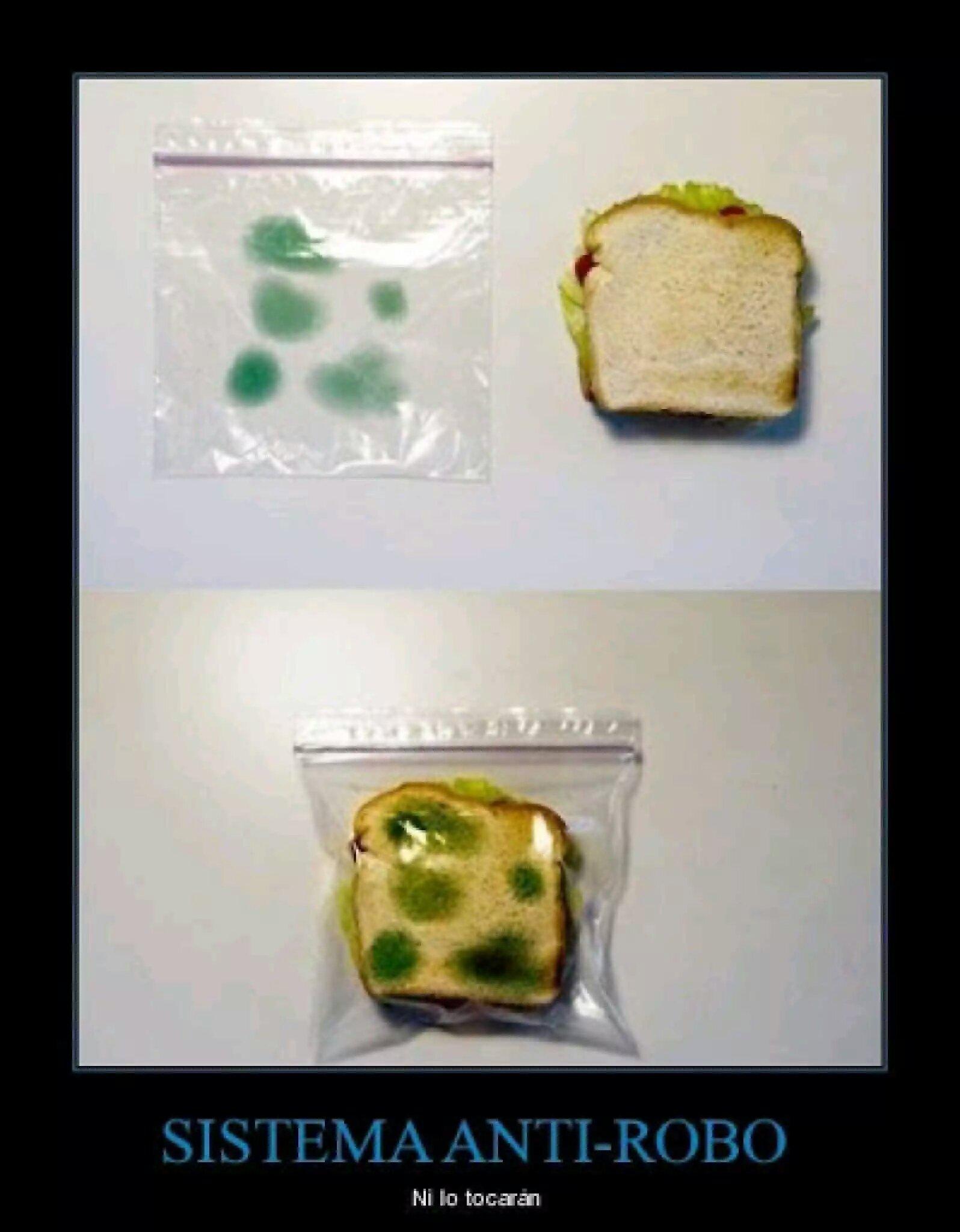 Efectividad nivel sándwich - meme