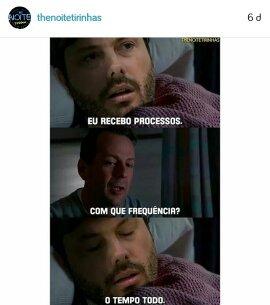 Processos..... - meme