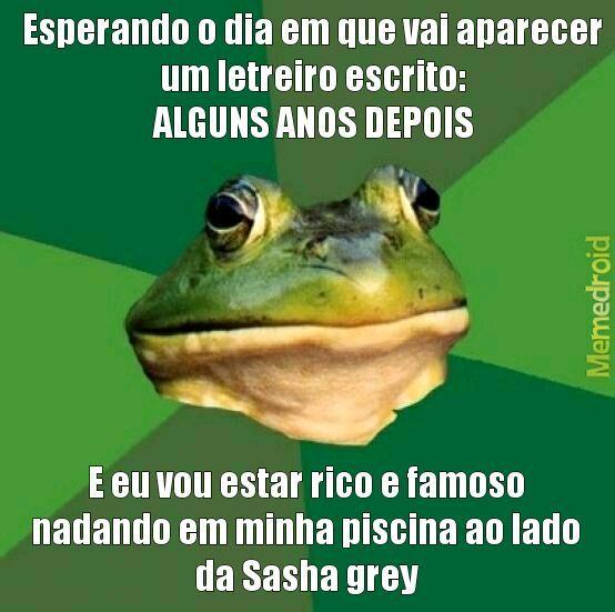 Sasha - meme
