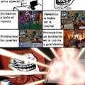 Troll nivel:sims