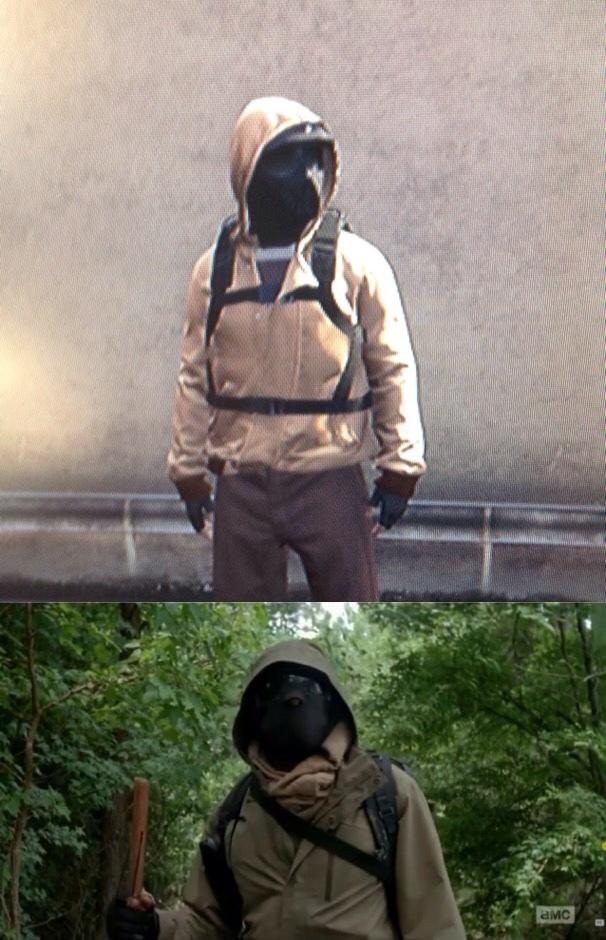 Morgan Jones from the walking dead on GTA 5 - meme