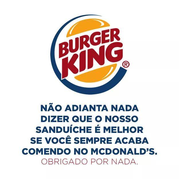 Burguer king ! - meme