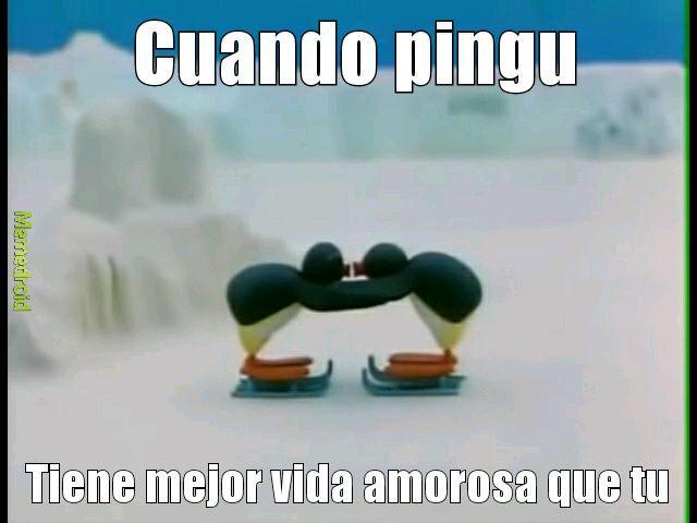Ese Pingu - meme
