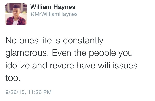 a lesson, from william haynes - meme
