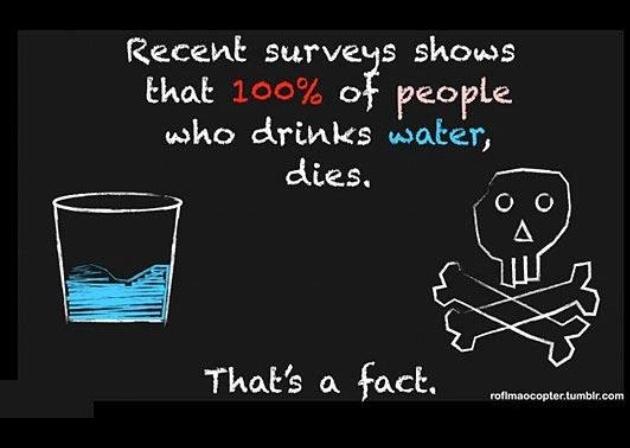 omg I drink water - meme
