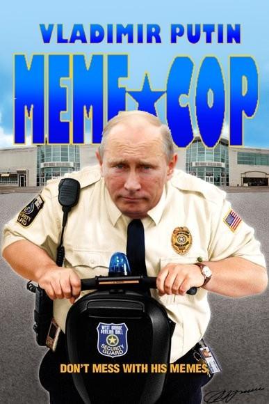 More Putinnnnn - meme