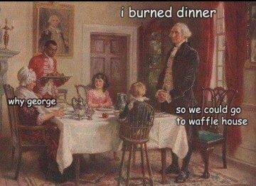 Goddamnit George. - meme