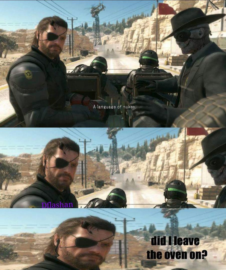 Oh Snake - meme