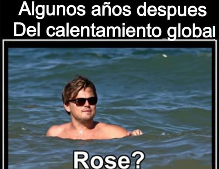 Rose - meme