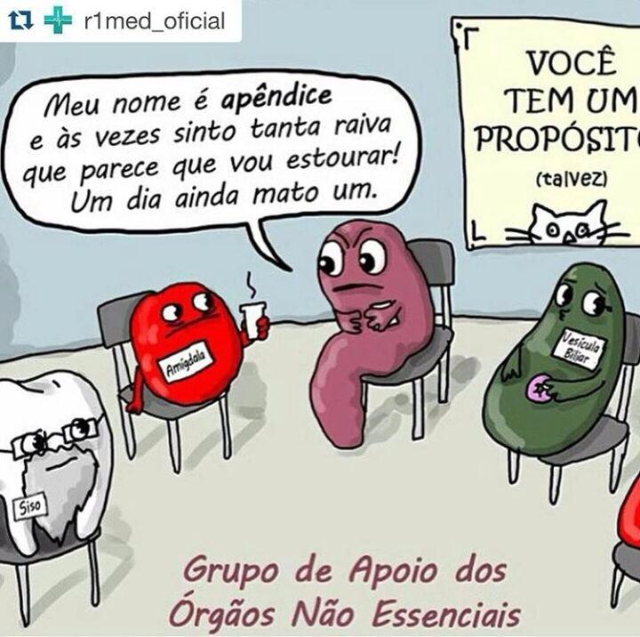 apendicite - meme