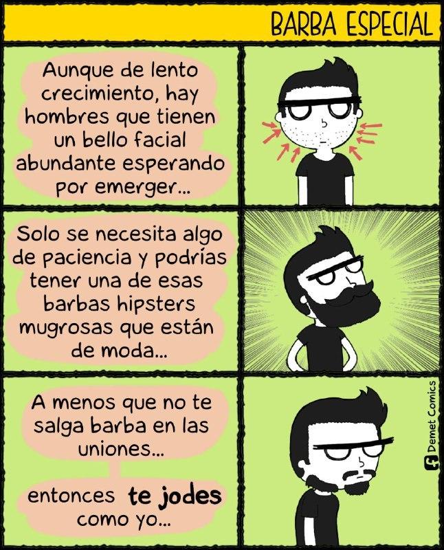 Barbas - meme