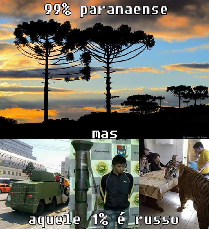 Aeeee paranázaum - meme