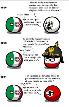 PollandBallbd : Italie, le boulet - meme