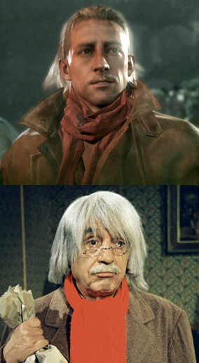Kojima nos debe una explicacion - meme