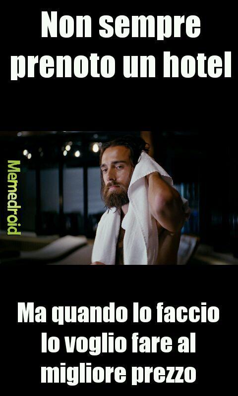 Trivago style - meme