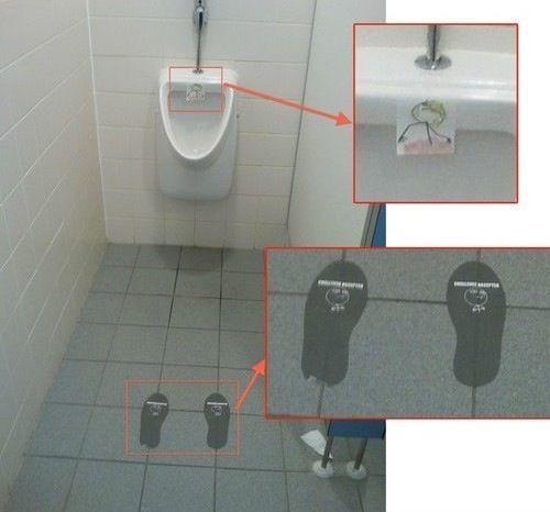 You Gotta Love Public Bathrooms