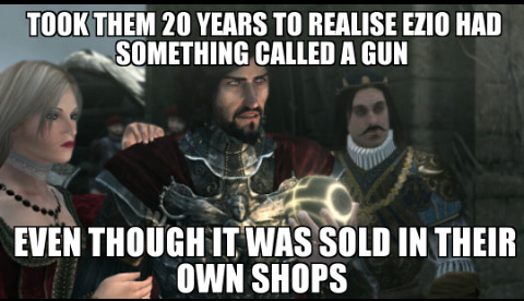 Just assassins things.............. - meme