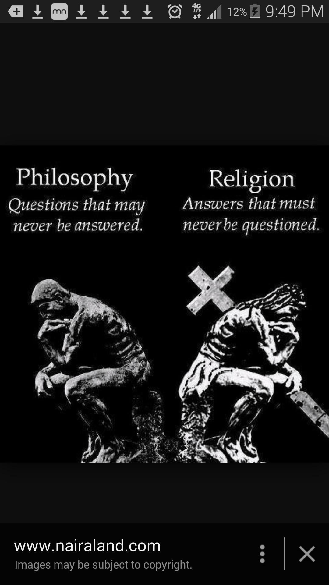 Epistemology anyone? - meme