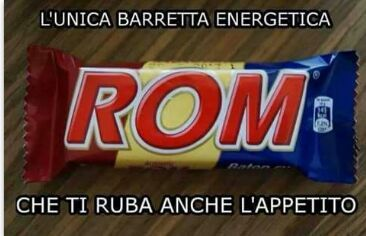 Rom - meme