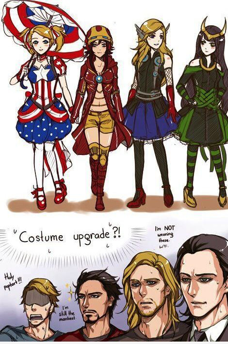New avengers - meme