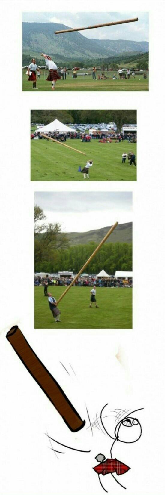 Jogos Escoceses. - meme