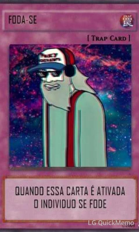 Cards - meme