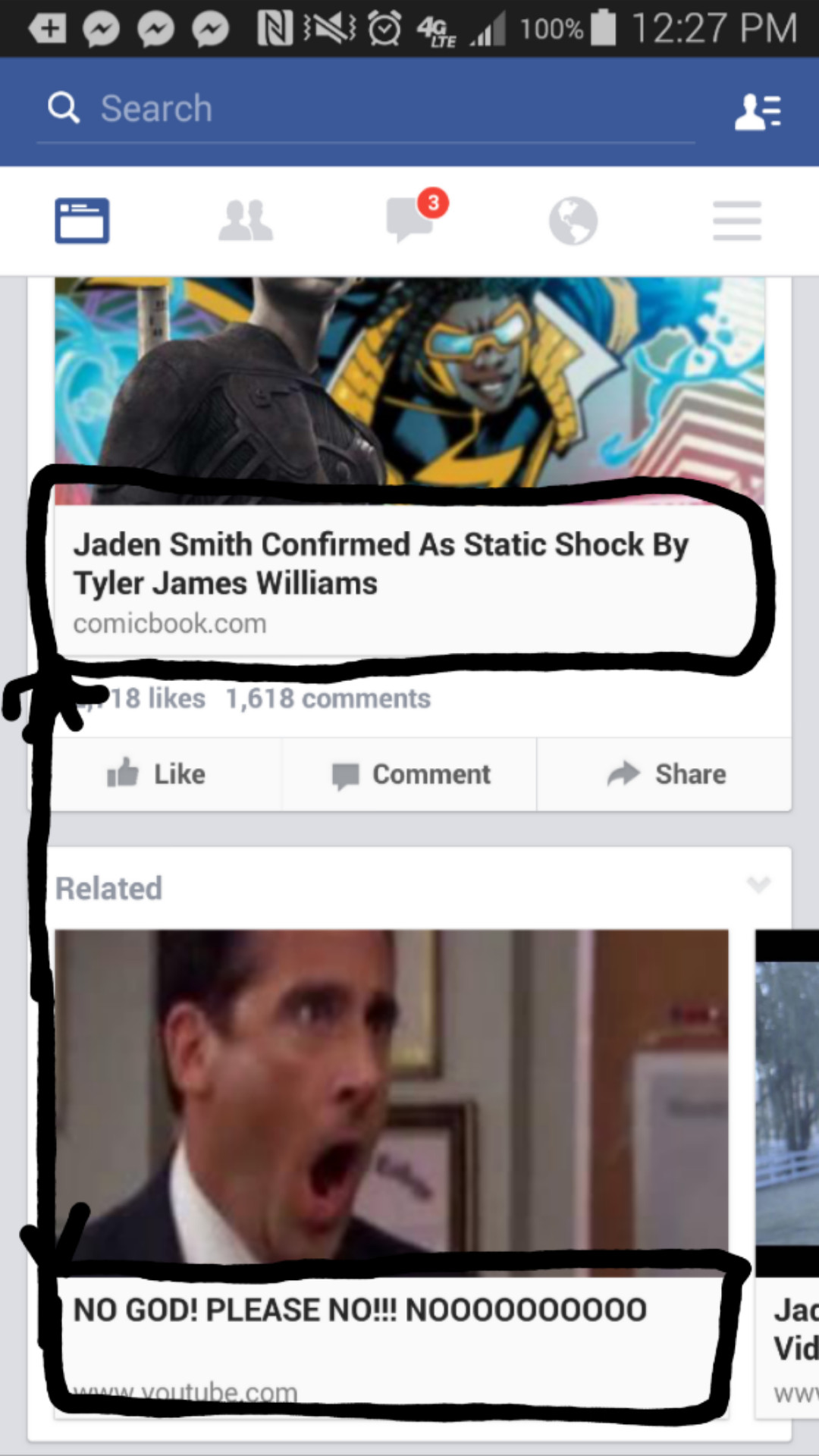 Facebook knows me too well... - meme