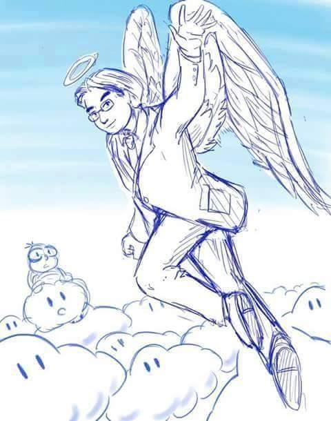 Hoy se nos fue un grande...R.I.P iwata gracias por todo n.n - meme