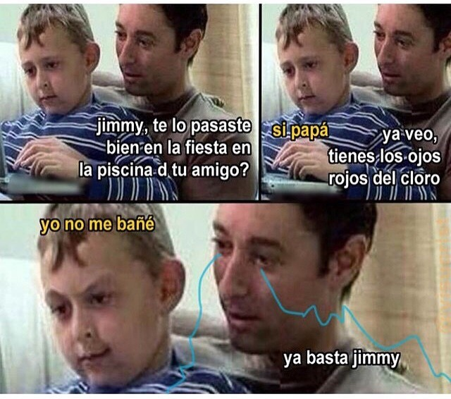 Ese jimmy... - meme