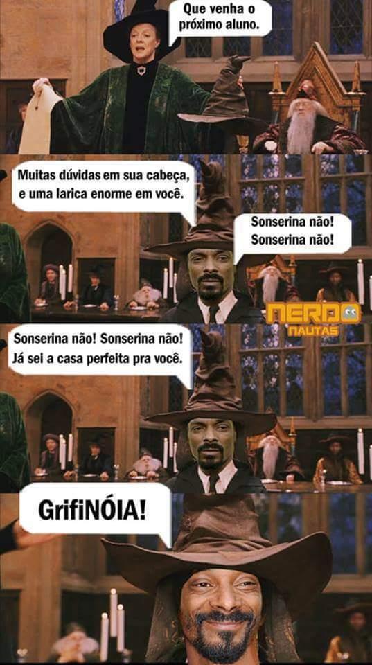 Snoop harry - meme