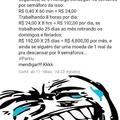 #PartiuMendigar (zoas)