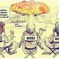 deixamos a mensagem de paz