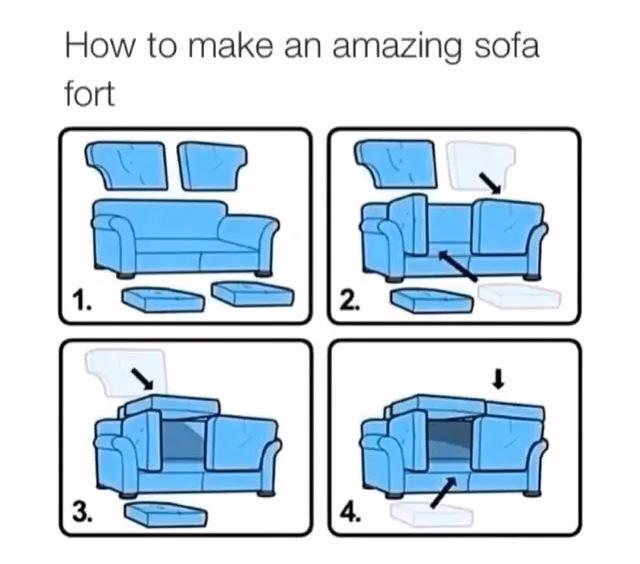 Sofa - meme