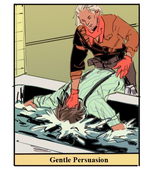 Gentle Persuasion - meme