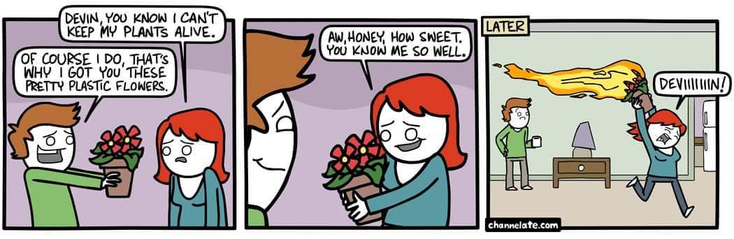Plants - meme