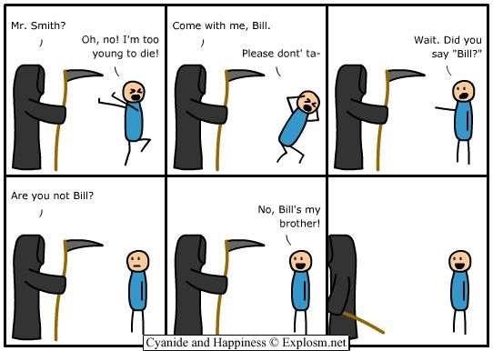 Poor Bill - meme