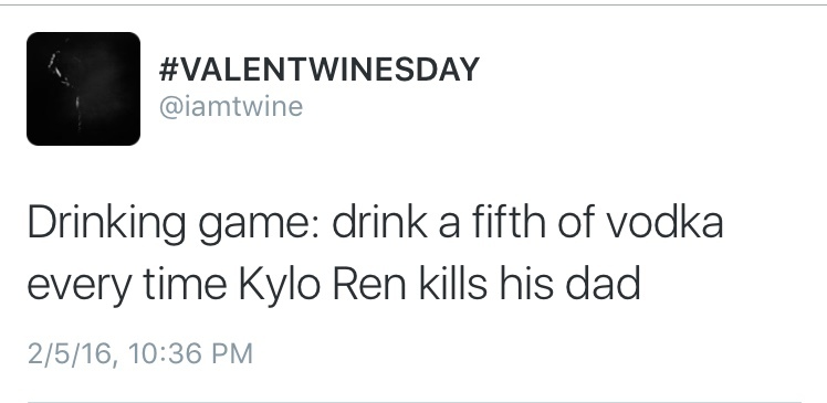 Geez, get your shit together, Kylo. - meme