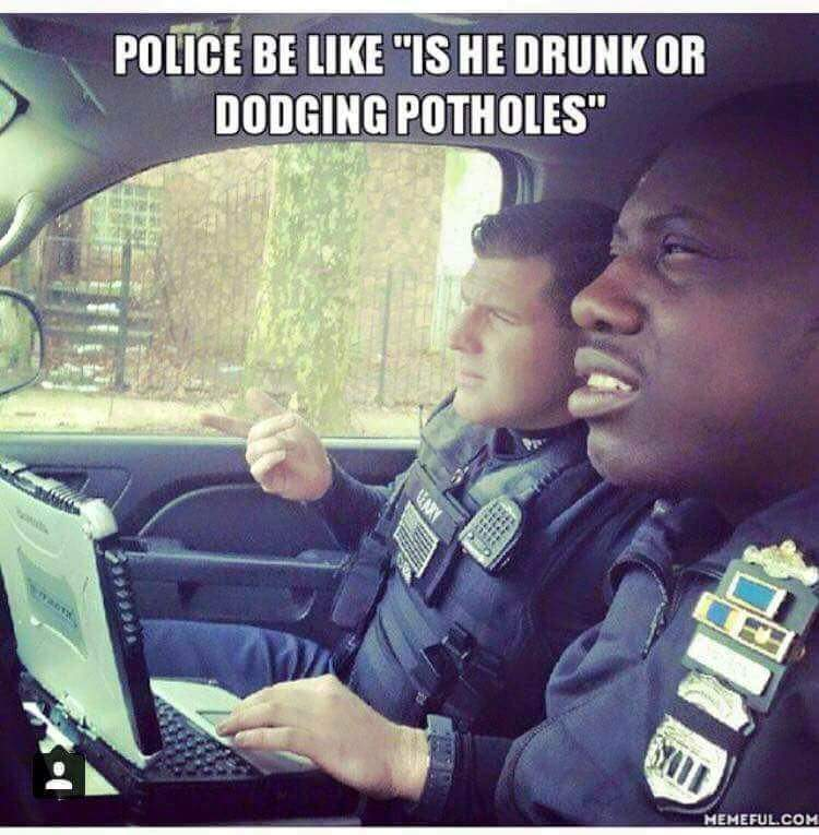 Michigan driving - meme