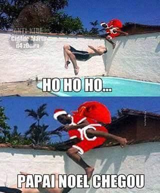 Ho Ho Ho Ho - meme