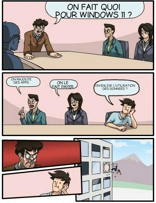 MICROPHOFTE , pardon . (c'est Windobe 11) - meme