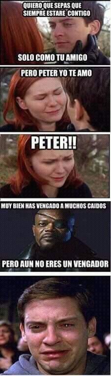 Pobre peter - meme
