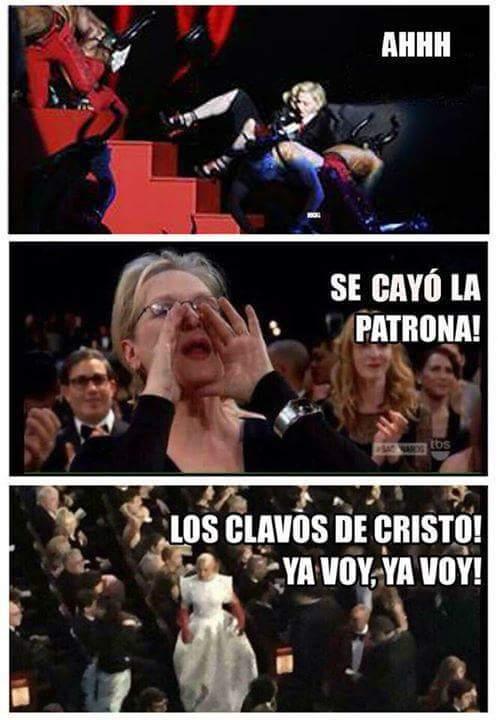 Madonna!! - meme