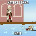 Poor altair :(