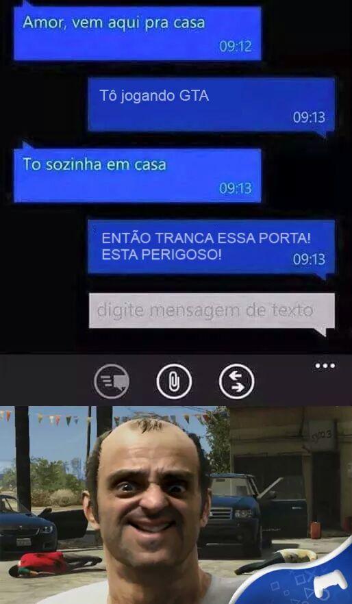 GTA 4life - meme