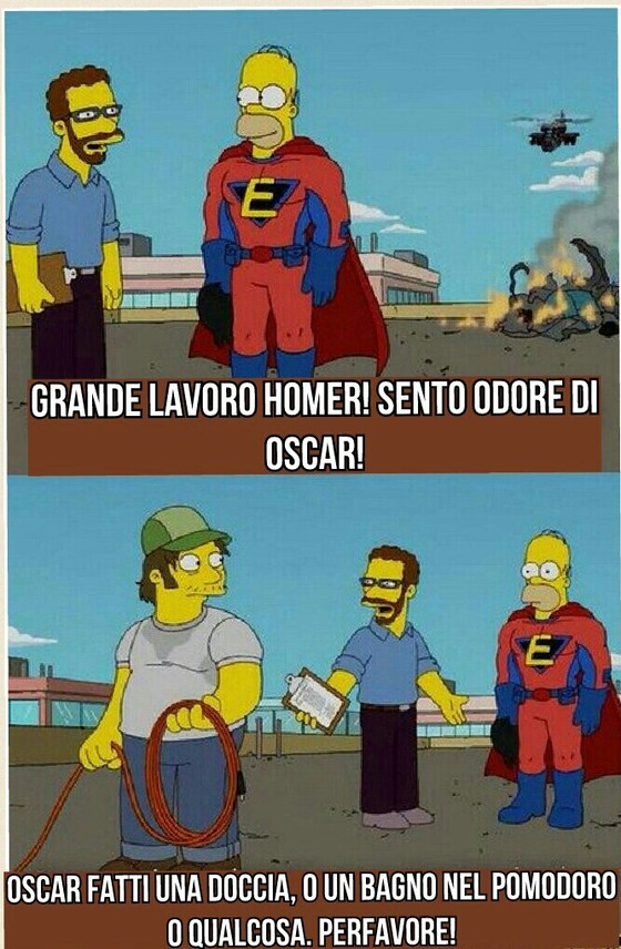 Cito Oscar - meme