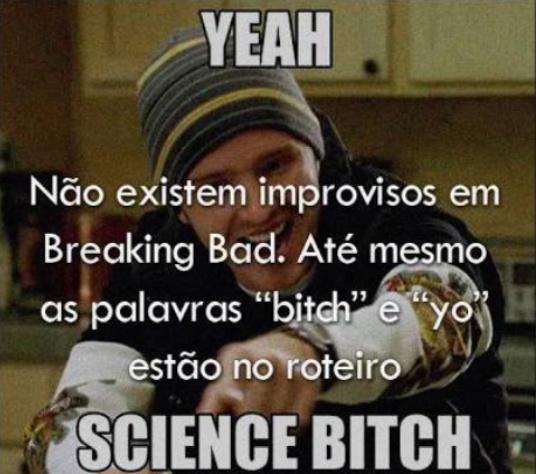 Curiosidades Breaking Bad #1 - meme