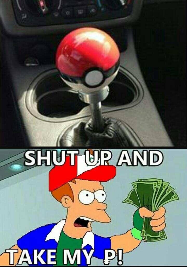 Pokemon,catturali tutti! Cito Notch - meme