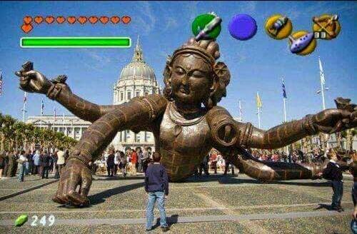 ISSO VAI DAR XP PRA CARALEO! - meme