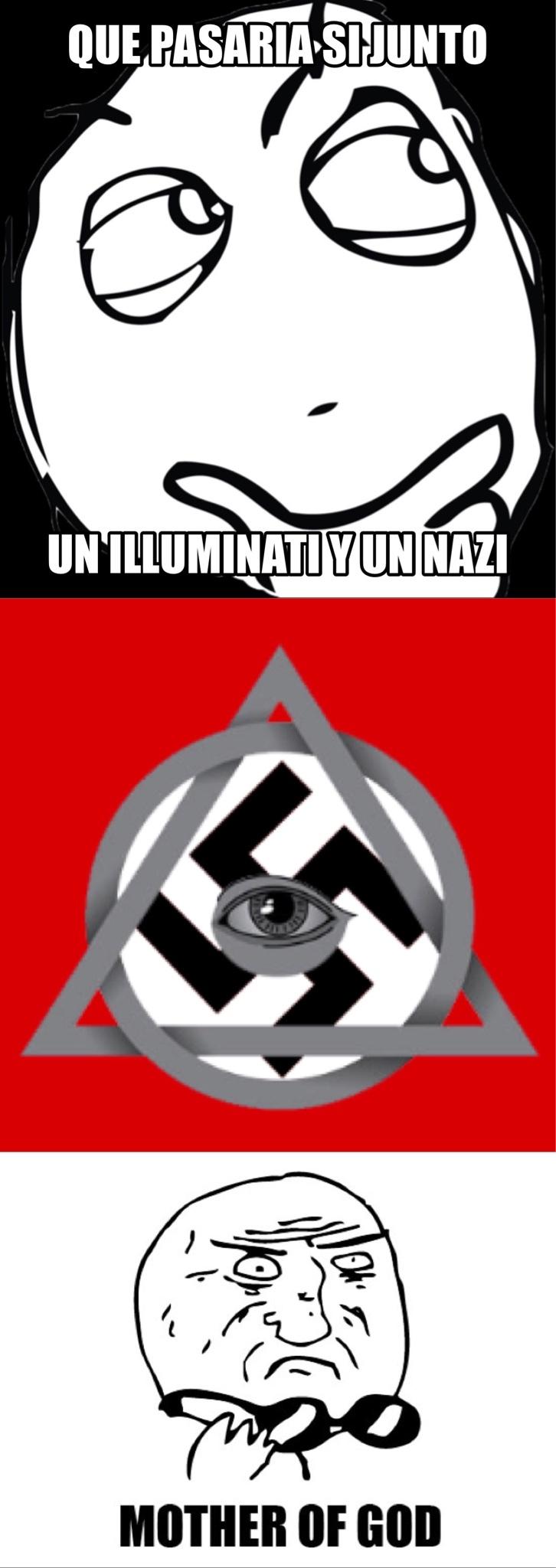 ILLUMINAZI - meme