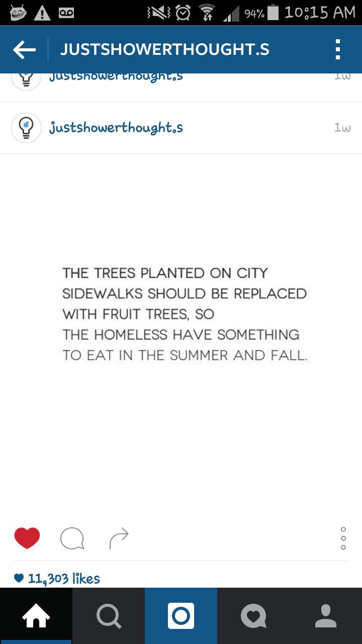 Trees - meme